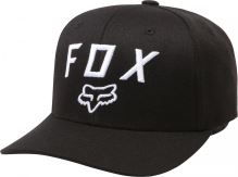 Čepice/Kšiltovka FOX Legacy Moth 110 Snapback Black (černá)