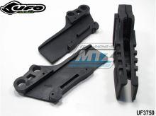 Vodítko řetězu Kawasaki KX125+KX250 / 03-08 + KXF250 / 04-05 + Suzuki RMZ250 / 04-06 - (barva černá)