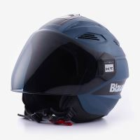 Přilba BRAT, BLAUER - USA (modrá)