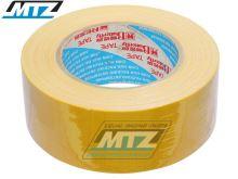 Páska americká (textilní Duct Tape) - 48mmX50m - žlutá
