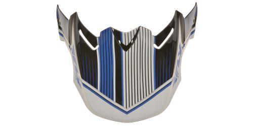 Kšilt FLY F2 Canard - FLY RACING - USA (modrá)