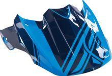 Kšilt FLY F2 Rewire - FLY RACING - USA (modrá)