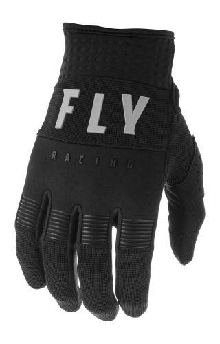 Rukavice F-16 2020, FLY RACING - USA (černá)