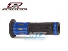 Rukojeti/Gripy Progrip 728 - s modrými hliníkovými kroužky