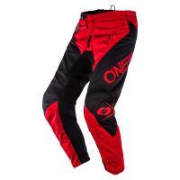 Kalhoty O´Neal Element RACEWEAR černá/červená