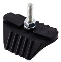 """HALTR - zámek proti protočení pláště pneu 2,15"""" (hliníkové jádro, zadní pneu šířky 110-18"""" a 110-19""""), RTECH"""
