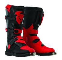 Thor Boty Blitz MX černá/červená 13