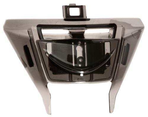 Bradový kryt ventilace pro přilby PHANTOM S, AIROH (černý)