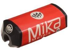 "Chránič hrazdy řídítek ""Raw Series"", MIKA (červený)"