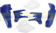 UFO PLAST Sada plastů Yamaha YZF 250 2003-2005 YZ-Bílá