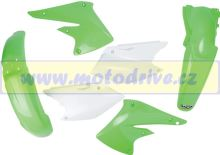 UFO PLAST Sada plastů Kawasaki KXF 250 2004 OEM-original