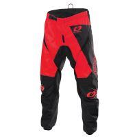 Kalhoty O´Neal Matrix RIDEWEAR červená 34