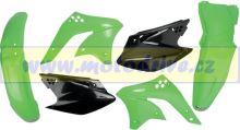 UFO PLAST Sada plastů Kawasaki KXF 250 2008 OEM-original