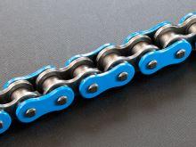 RK řetěz 520H modrá 118 čl