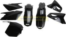 UFO PLAST Sada plastů Suzuki RM 250 2003-2005 Černá