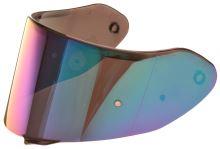 Plexi pro přilby ST 501/701/VALOR/SPARK, AIROH (iridiové)