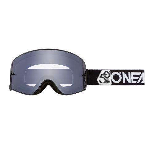 Brýle O´Neal B-50 Force černá/bílá zrcadlová