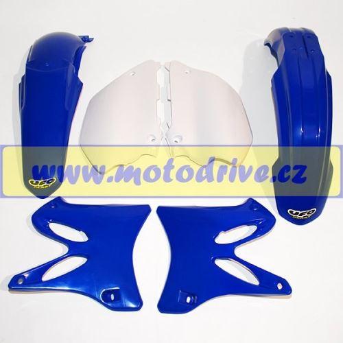UFO PLAST Sada plastů Yamaha YZ 125_2006-2012