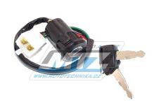 Spínací skříňka (4pólový konektor) Honda XL250+XL500