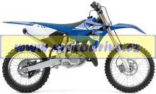 UFO PLAST Sada plastů Yamaha YZ 125_2013-2014 Černá