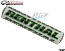 Polstr na hrazdu Renthal SX-Pad P267 (bílo-zelený)
