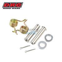Sada čepů + pružin stupaček Honda CRF150R / 07-18 + CRF250L+CRF250M / 12-17