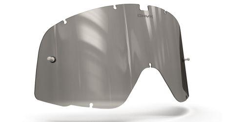Plexi pro brýle 100% Barstow, ONYX LENSES (šedé s polarizací)