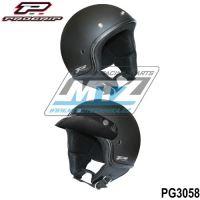 Přilba na skútr Progrip 3058 Scooter Helmet Vintage - velikost L