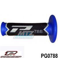 Rukojeti/Gripy Progrip 788 - černo-modré (třívrstvé)