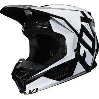 Přilba FOX V1 Prix Helmet MX20 - černá (velikost XxL)