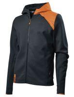 Mikina UNBOND KTM, (černá/oranžová)