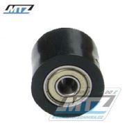 Rolna řetězu včetně ložisek (průměr 39mm / šířka 24,5mm) - černá