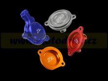 ZETA Víčko olejového filtru Suzuki RMX 450 Z červená 2010--