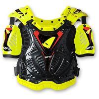 Chránič těla (nárameníky) Ufo ShieldOne - žluto-černé