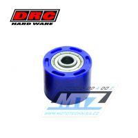 """Rolna řetězu včetně ložisek (průměr 32mm / šířka 24,5mm) DRC """"Race"""" - modrá"""