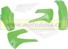 UFO PLAST Sada plastů Kawasaki KX 85 2001-2012 OEM-original