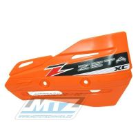 Kryty páček ZETA XC-Protector - oranžové