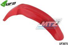 Blatník přední Honda XR650R / 00-19 - (barva červená)