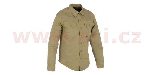 Košile KICKBACK s Kevlar® podšívkou, OXFORD (armádní zelená)