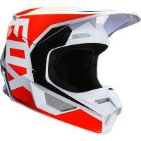 Přilba FOX V1 Prix Helmet MX20 Fluo Orange - oranžová