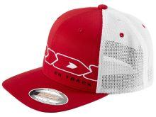 Kšiltovka NET CAP, SPIDI (červená/bílá)