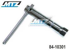 Klíč na svíčku - rozměr 18mm / délka 120 (pro svíčky NGK řady D)