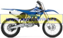 UFO PLAST Sada plastů Yamaha YZ 125_2013-2014 Bílá