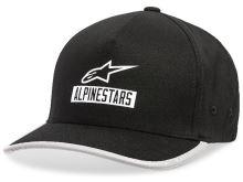 Kšiltovka PRESEASON HAT, ALPINESTARS (černá, vel. S/M)