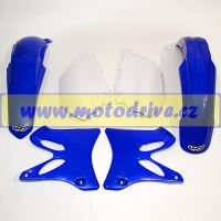 UFO PLAST Sada plastů Yamaha YZ 125 2002-2005 OEM-original