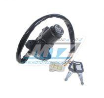 Spínací skříňka (7pólový konektor) Kawasaki ZX550+ZX600+ZX750 + GPZ550+GPZ600 + GPX600+GPX900 + KZ550+KZ600+KZ750+KZ1000+KZ1100