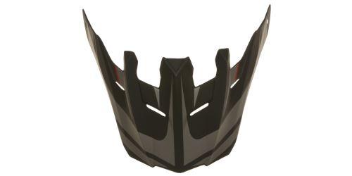 Kšilt na přilbu FLY Trophy - FLY RACING - USA (matná černá)